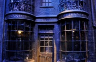 Set detail - Ollivander's in Diagon alley